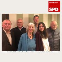 Neuer Vorstand für die Schäftlarner SPD